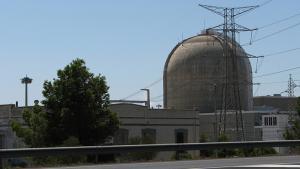 Imatge d'arxiu de la central nuclear de Vandellòs II.