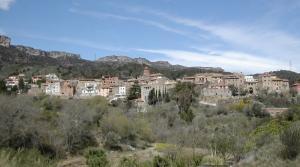 Imatge de l'Argentera.