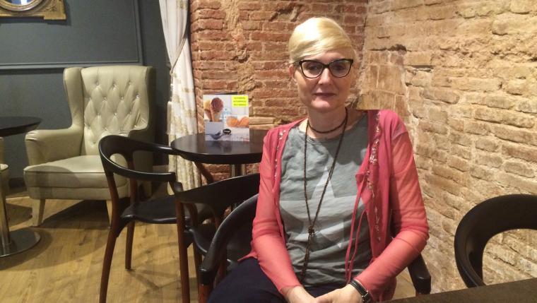 L'escriptora reusenca Marta Magrinyà