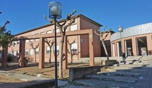 Imatge de l'escola Rosa Sensat de Reus.