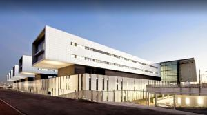 Imatge de l'Hospital Sant Joan.
