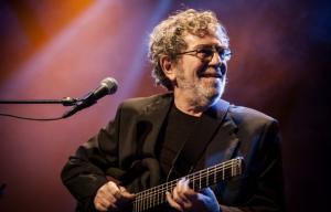 Imatge de Pi de la Serra en un concert.