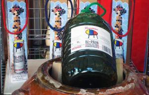 L'oli nou de la Cooperativa de Riudoms és d'altíssima qualitat.
