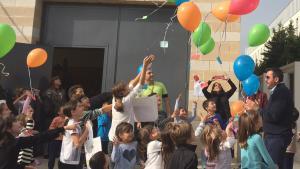 La I Festa de la Infància de Mont-roig es va celebrar als  poliesportius de Mont-roig del Camp i Miami Platja.