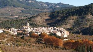L'Aleixar acull bona part de la ruta Mir-Manent.