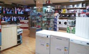 Imatge de l'interior de Bazar Puerto a Reus.