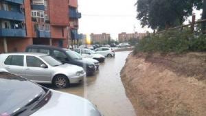 Pàrquing del barri Gaudí de Reus
