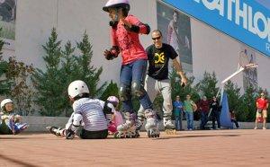 Apunteu-vos a les classes gratuïtes de patinatge de Decathlon Reus.