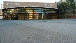 Imatge del Palau Firal de Congressos de Tarragona.