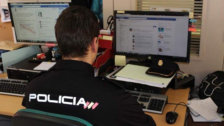 Agent de la Policia Nacional.