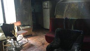 L'interior de l'habitatge on vivia Rosa PV.