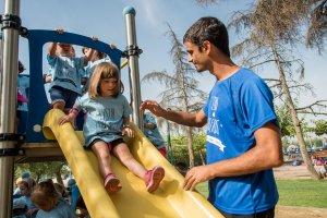 El Campus és per a nens i nenes des dels 2 fins als 16 anys.