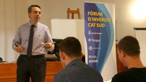 El fòrum pretén posar en contacte emprenedors i inversors per fer realitat nous projectes.