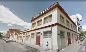 La fàbrica de Virginias a Reus.