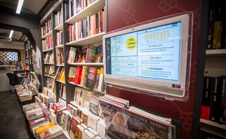 En els darrers anys Galatea Llibres ha reformat l'establiment i s'ha introduït al món digital.