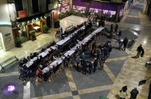 Imatge de l'edició de l'any passat del Ball de Sant Sebastià.