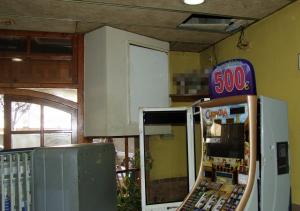 Imatge de l'interior de bar de Reus, al carrer de Roger de Belfort.