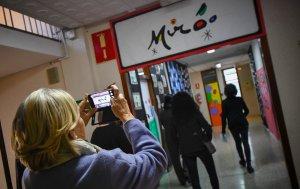 Miró ha estat un dels autors treballats a educació infantil.