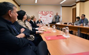Una quinzena d'empreses han participat en la primera sessió del Club Innovació de la Cambra de Comerç de Reus.