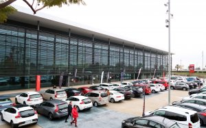 La fira compta amb més de 500 vehicles exposats i ja s'han fet les primeres vendes.