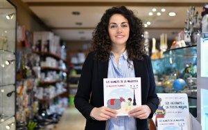 Conxi Baraut, autora dels contes sobre el Seguici Festiu de Reus.