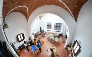 Des d'aquest divendres ja es pot visitar el Mas Miró.