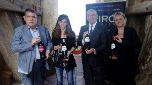Vermuts Miró i l'Ajuntament de Reus presenten la nova imatge de la marca
