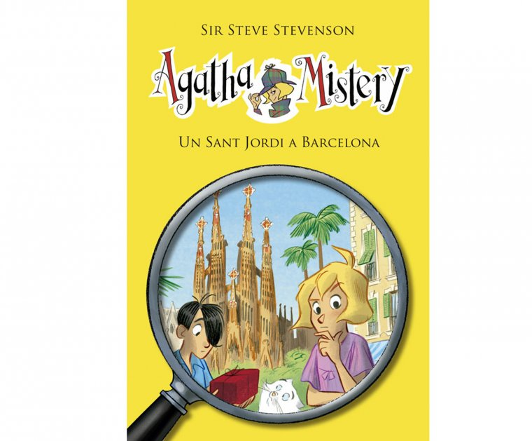 Agatha Mistery. Un sant Jordi a Barcelona