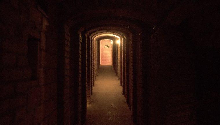 La Cisterna Vella també va servir de refugi durant la Guerra Civil.