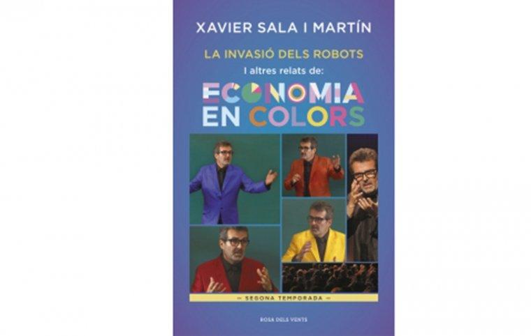 La invasió dels robots i altres relats d'Economia en colors