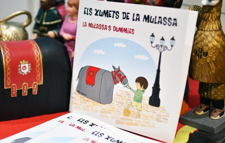 Sortegem 5 llibres 'Els xumets de la Mulassa' a l'Instagram @TarragonaDigital.