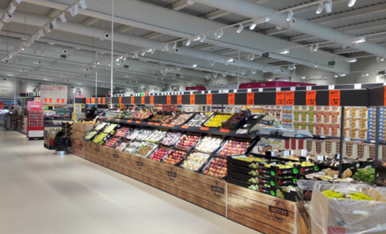 Imatge dels supermercats Lidl