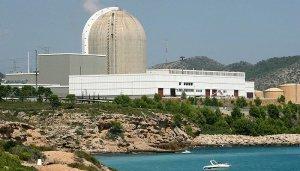 La central nuclear de Vandellòs II, en una imatge d'arxiu.