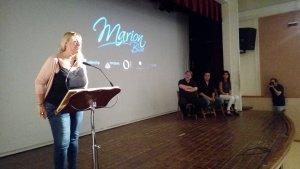 Presentació del videoclip de Don't stop me now de Marion Blue