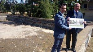 Presenten el projecte per rehabilitar la bassa de Mas Iglesias