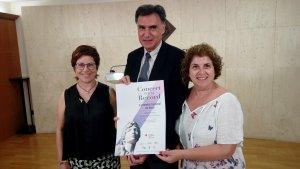 Presentació del Concert per al record al Cementiri de Reus