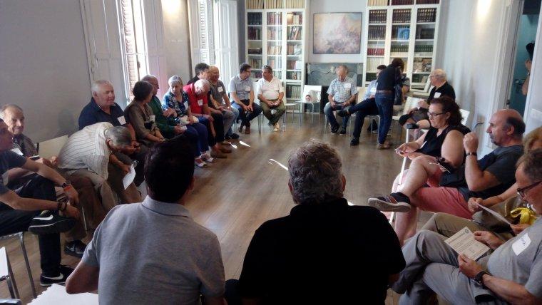 Primera reunió d'adherits a les primàries republicanes de Reus