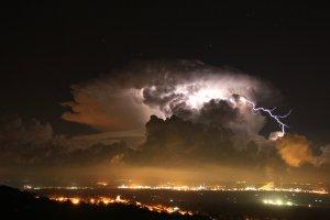 Tempesta sobre el Camp de Tarragona
