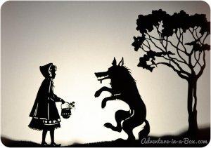 teatre d'ombres