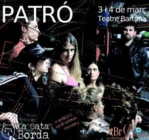 PATÓ GATA BORDA