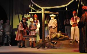 Ball del Sant Crist de Salomó.