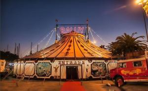 Exterior del Circ Raluy.