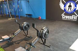 Imatge de part de les instal·lacions de CrossFit Torredembarra.