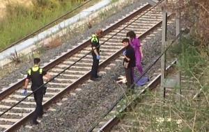 Els agents han paralitzat el trànsit ferroviari