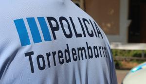 Imatge de la policia local de Torredembarra.
