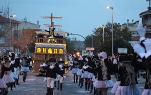 Carnaval La Pobla de Montornès
