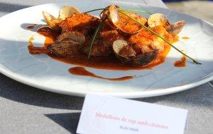 Els plats estan fets seguint la tradició culinària torrenca