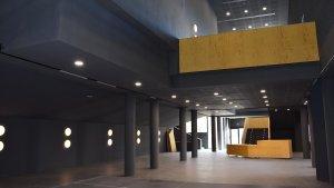 El Teatre Auditori s'inaugurarà el 7 de maig.