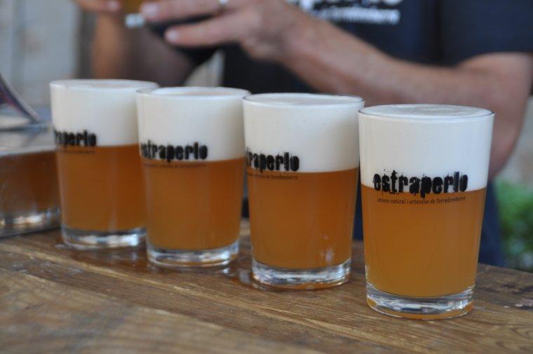 La Fira de la Cervesa Artesana de Torredembarra arriba a la seva 8a edició
