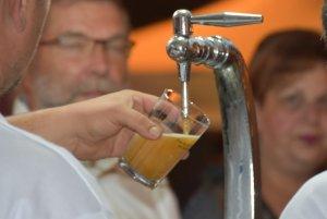 Es van superar els 4.000 litres de cervesa venuda.